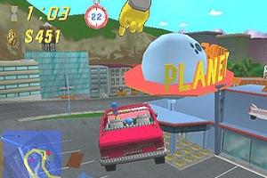 The Simpsons Road Rage (Foto: Divulgação)