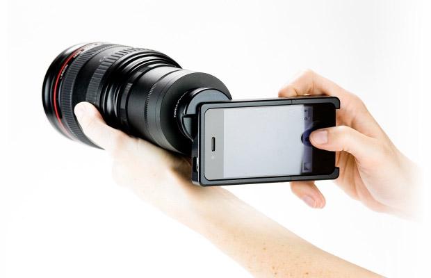 iPhone SLR Mount (Foto: Reprodução)