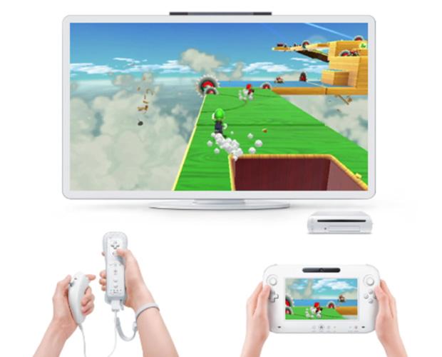 Super Mario Galaxy no Wii U  (Foto: Reprodução: Rafael Monteiro)