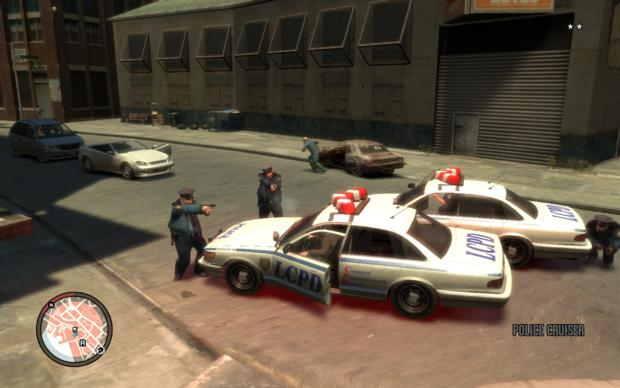 """""""Grand Theft Auto IV"""" de 2008 (Foto: Divulgação)"""