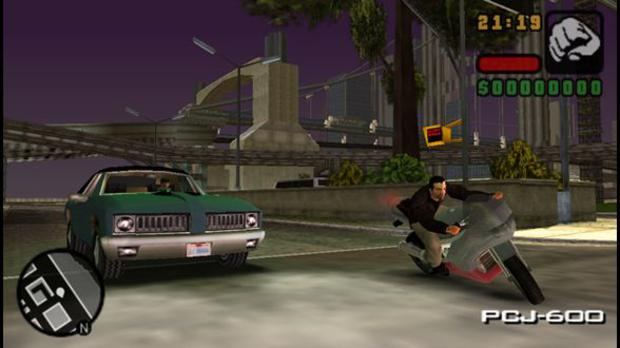 """Grand Theft Auto: Liberty City Stories"" (Foto: Divulgação)"