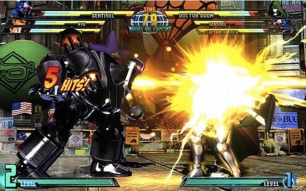 Marvel vs Capcom 3 (Foto: Divulgação)
