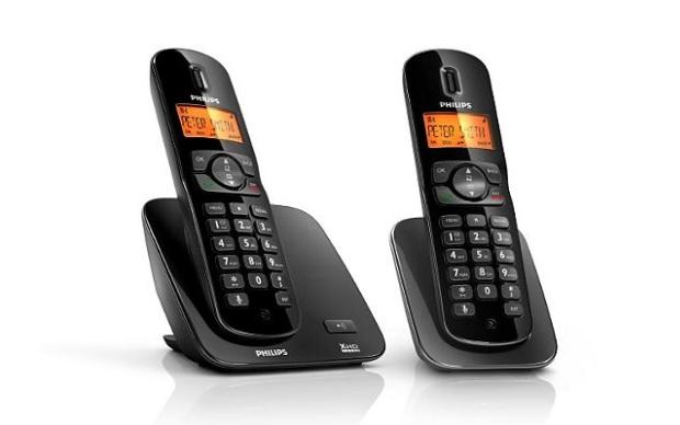 Philips telefone sem fio 2 (Foto: Divulgação)