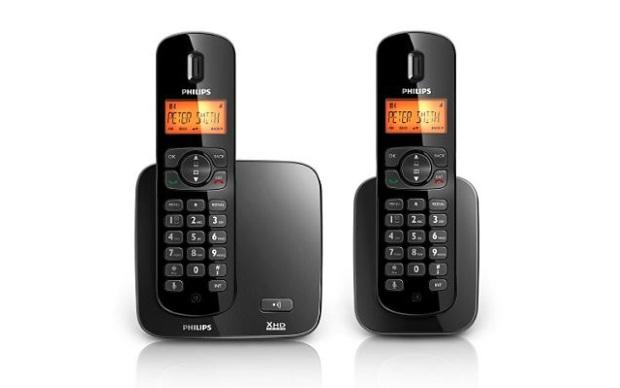 Philips telefone sem fio (Foto: Divulgação)