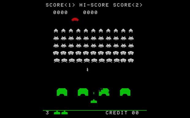 Space Invaders (Foto: Divulgação)