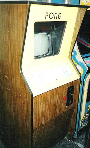 Pong, o primeiro arcade da história (Foto: Divulgação)