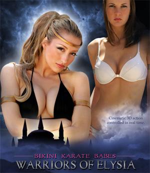 Bikini Karate Babes 2 (Foto: Reprodução)