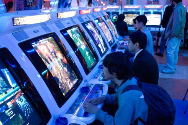 Jogos em arcade proporcionam uma experiência única de entretenimento (Foto: Divulgação)