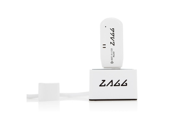 Zagg Router USB (Foto: Divulga&#231;&#227;o)