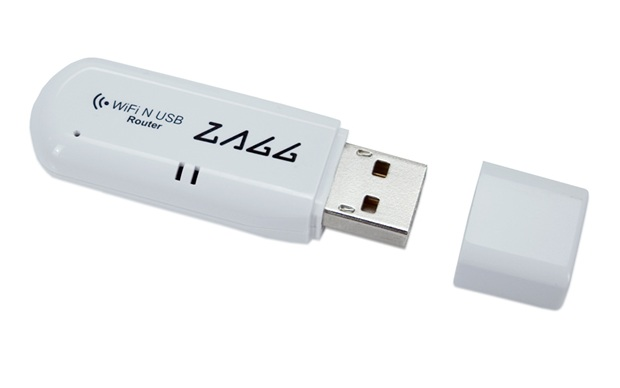 Zagg Router USB 1 (Foto: Divulga&#231;&#227;o)