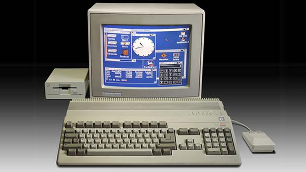Commodore Amiga (Foto: Divulgação)