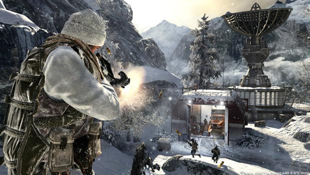 Jogadores testam bugs e glitches de Modern Wafare 3 (Foto: Divulgação)