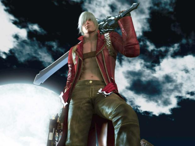 Dante, de Devil May Cry (Foto: Divulgação)