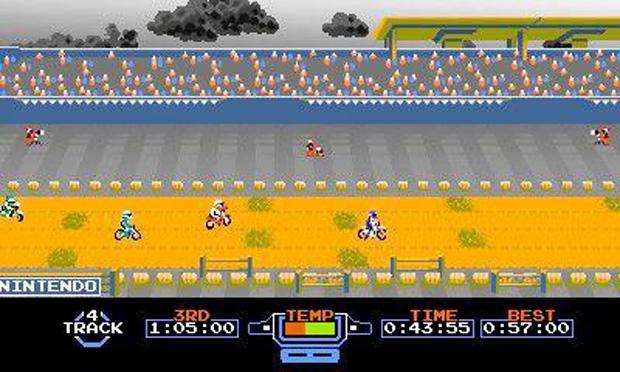 Excitebike para o 3DS (Foto: Divulgação)