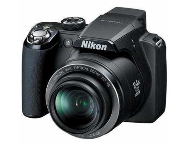 Camera Nikon P90 (Foto: Divulgação)