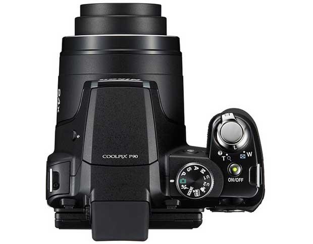 Nikon P90 (Foto: Divulgação)