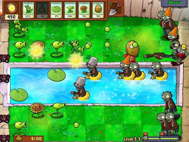 Plants vs. Zombies (Foto: Divulgação)
