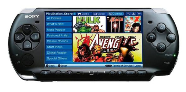 Digital Comics Store não terá mais atualizações (Foto: GamePro)