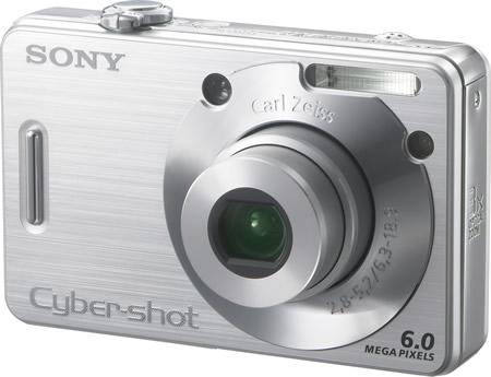 Sony Cyber-shot DSC-W30 (Foto: Divulgação)