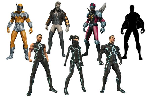 Spider-Man: Edge of Time e X-Men: Destiny ganharão roupas em suas pré-vendas (Foto: Divulgação)