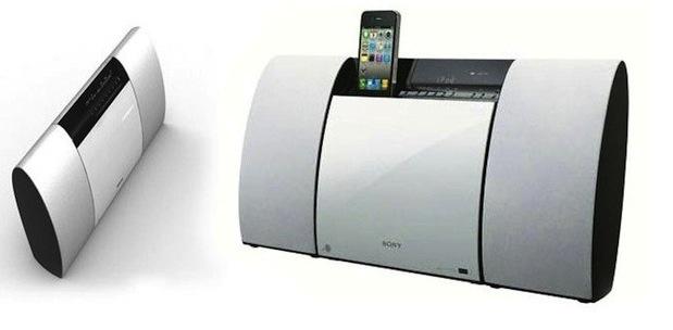 Novo e elegante sistema de som da Sony (Foto: Divulgação)