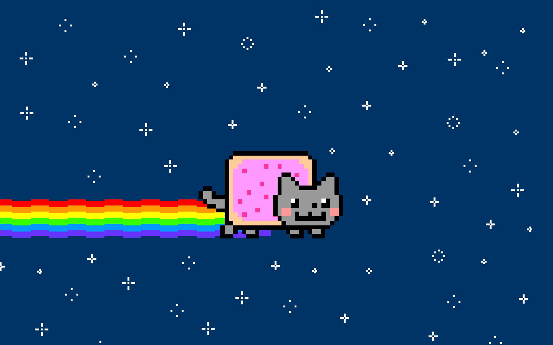 Nyan Cat. (Foto: Divulgação)