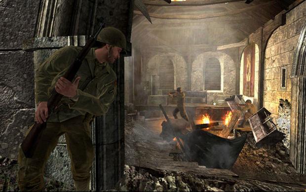 Call of Duty 3 (Foto: Divulgação)