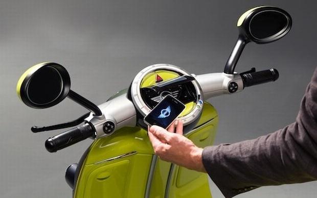 Mini Scooter E Concept (Foto: Divulgação)