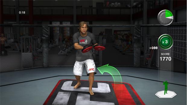 UFC Personal Trainer (Foto: Divulgação)