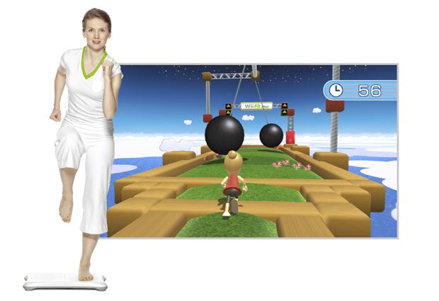 Wii Fit é pura diversão (Foto: Divulgação)