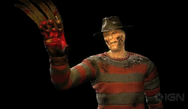Freddy Krueger no Mortal Kombat (Foto: IGN)