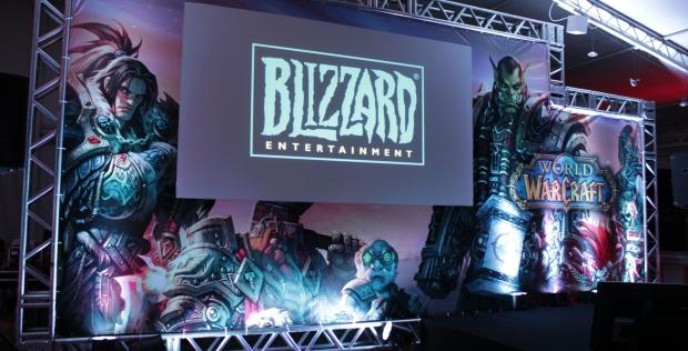 Evento da Blizzard em São Paulo (Foto: Divulgação)