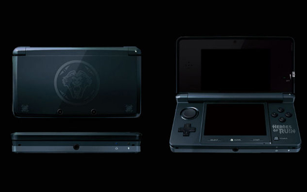 Nintendo 3DS de Heroes of Ruin (Foto: Divulgação)