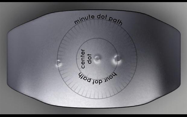 Relógio conceito (Foto: Divulgação)