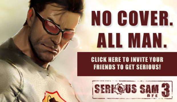 Serious Sam 3 (Foto: Croteam)