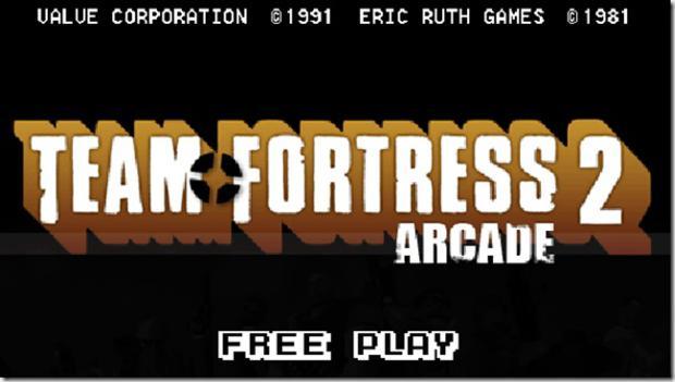 Team Fortress Arcade (Foto: Divulgação)