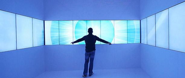 Cubo multitoque 3D (Foto: Reprodução)