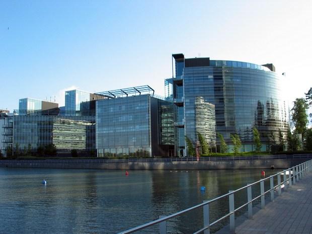 Sede da Nokia Corporation na Finlândia (Foto: Divulgação)