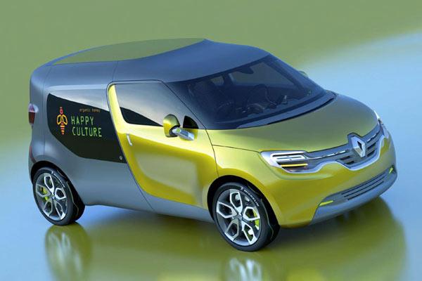 Renault Frendzy. (Foto: Divulgação)