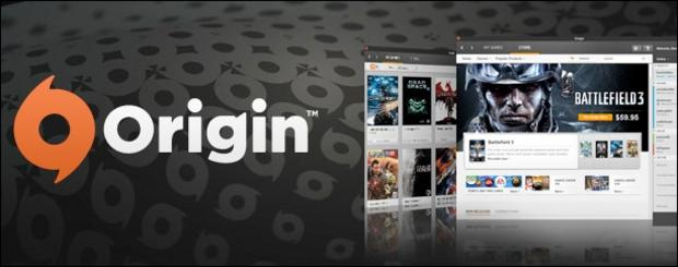 Origin, serviço de distribuição digital da EA (Foto: Divulgação)