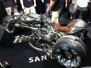 Gears of War Chopper (Foto: Divulgação)