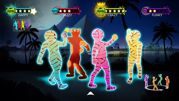 Just Dance 3 revela novas músicas e modo para Kinect (Foto: Divulgação)