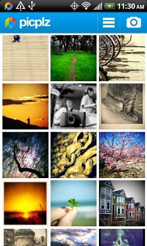 Galeria de imagens de outras pessoas ao redor do mundo (Foto: Divulgação)