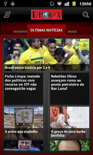 Últimas Notícias  (Foto: Divulgação)