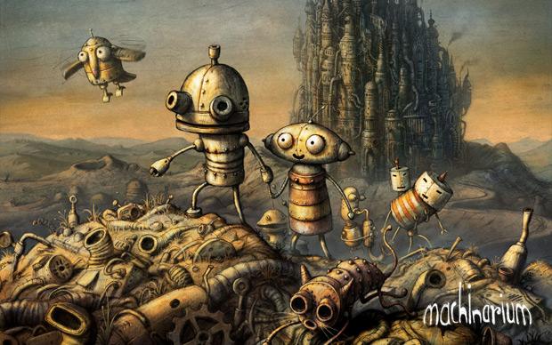 Machinarium chega ao iPad em breve (Foto: Divulgação)