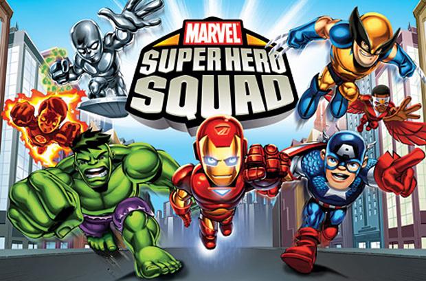 Desenho Esquadrão de Heróis terá novos jogos (Foto: Divulgação)