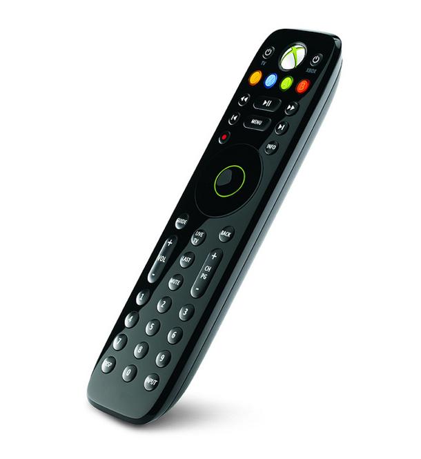 Xbox 360 Media Remote (Foto: Divulgação)