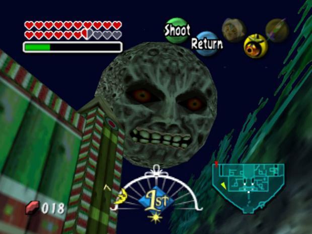 The Legend of Zelda: Majora's Mask (Foto: Divulgação)