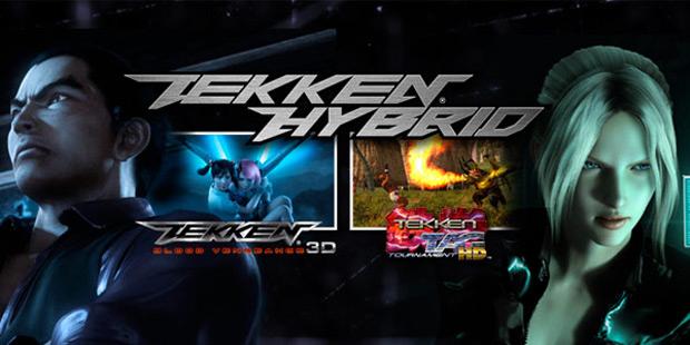 Tekken Hybrid (Foto: Divulgação)