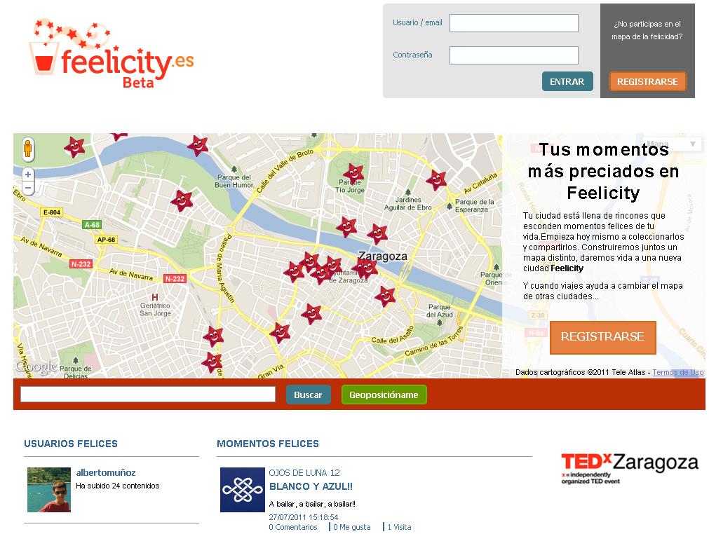 Feelicity (Foto: Divulgação)